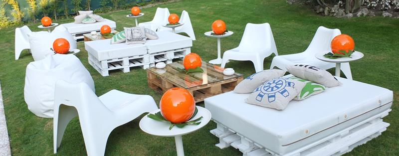 Mobiliario chill out alquiler muebles eventos - Muebles chill out baratos ...