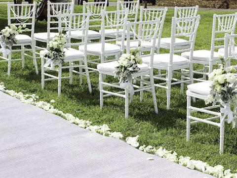 sillas para eventos
