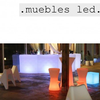alquiler muebles con luz